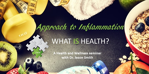 Live WEBINAR - Approach to Inflammation