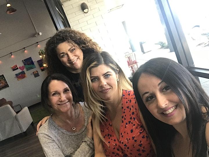 Female Entrepreneur Collaborative Power Hour image