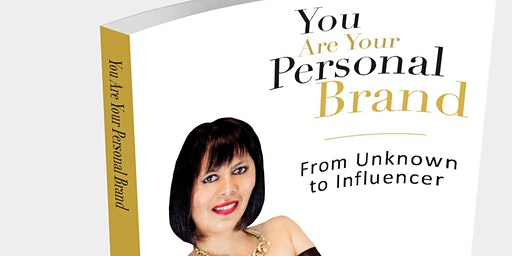 You are your Personal Brand-  Book reading and signing event