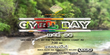 Hikers United Cyril Bay Hike - 8th March, 2020 tickets