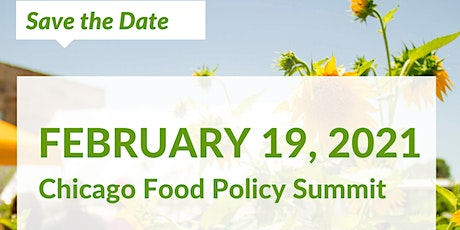 16th Annual Chicago Food Policy Summit tickets