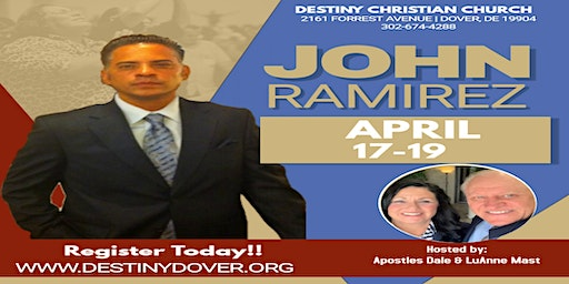 Conference with guest John Ramirez