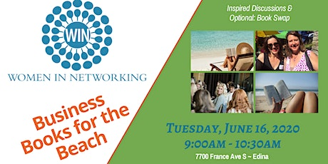 WIN - Business Books for the Beach tickets