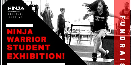 Ninja Obstacle Academy Exhibition (With ANW Stars!) tickets