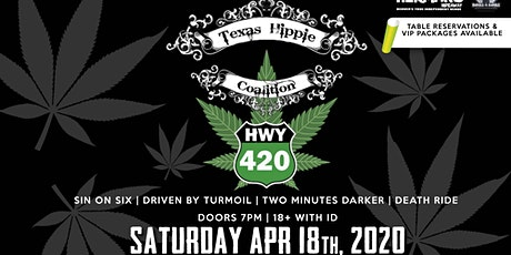 Texas Hippie Coalition (Highway 420 Tour) tickets