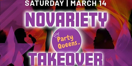 Nova-Riety: Party Queens Takeover tickets