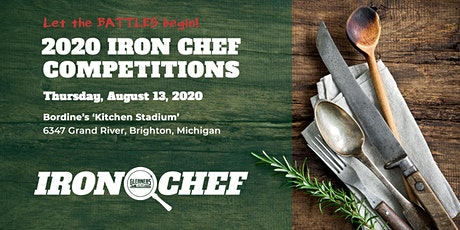 16th Annual Iron Chef Competition tickets