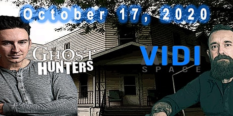Dustin Pari Investigates the Malvern Manor with Special Guest Johnny Houser tickets