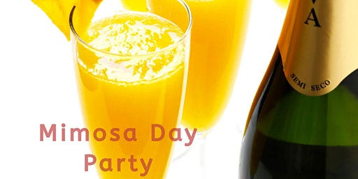 Mimosa Day Party