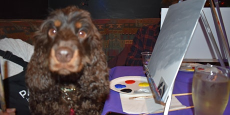 Paint by the Pints x BYODog at MVP May Event tickets