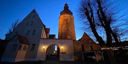 Nachtwächterrundgang mit dem Burgwächter in Gommern