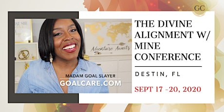 The Divine Alignment with Mine Conference tickets