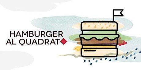 Hamburger al quadrato biglietti