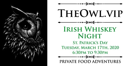 Irish Whiskey Tastings for St. Patrick's Day tickets