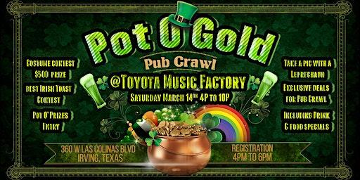 Pot O' Gold Pub Crawl