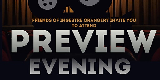 Preview evening - Ingestre's oral histories