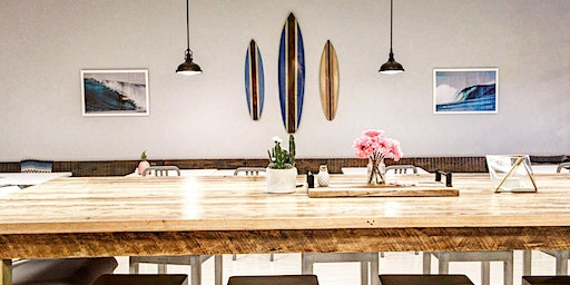 B.Work by Beachwaver - Tour our new Co-Working Space + enjoy some Coffee!