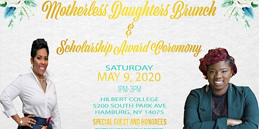 Motherless Daughters Brunch and Scholarship Award