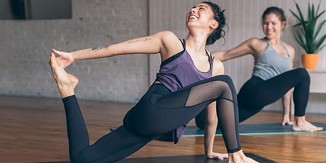 Worth the Extra Sweat Pine Centre Yoga 2020 tickets