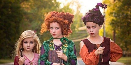How to Hair: Hocus Pocus HAIR is the Focus! tickets