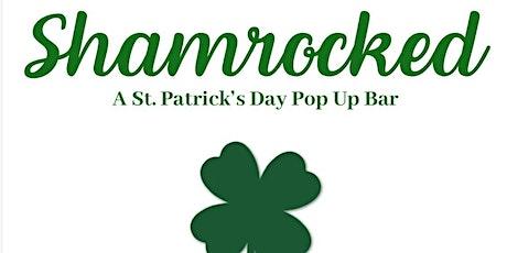 "Public School House Presents ""Shamrocked"" St Patrick's Day Pop Up Bar tickets"
