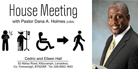 Healing Meeting with Dr. Dana A. Holmes tickets