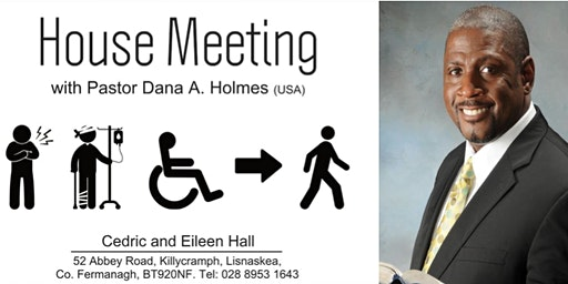 Healing Meeting with Dr. Dana A. Holmes