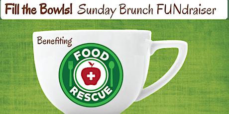 Fill the Bowls! Sunday Brunch FUNdraiser - Sept 27, 2020 tickets