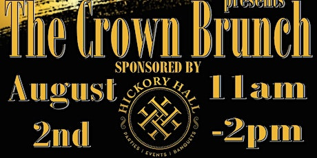 Miss McHenry County presents The Crown Brunch tickets