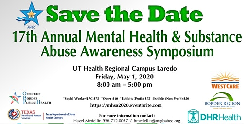 17th Annual Mental Health & Substance Abuse Awareness Symposium
