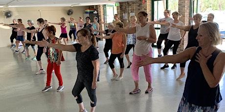 Adults Dance & Wellness Free Class tickets