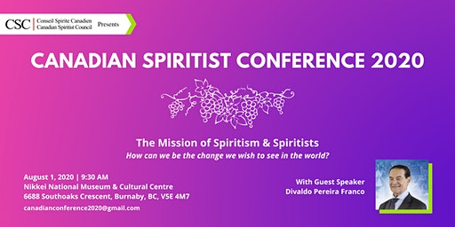 Canadian Spiritist Conference 2020