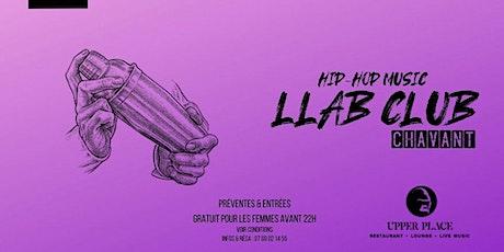 LLAB CLUB : Chavant Hip hop billets