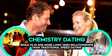 Chemistry Speed Dating Event In Westchester - Ages 25 to 39 tickets