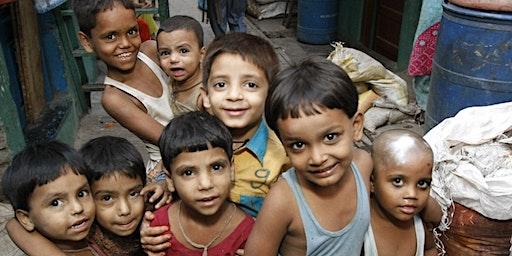 Engaging Lent: Beggar-Entrpreneur Third-World Poverty Talk w/ Indian Dinner