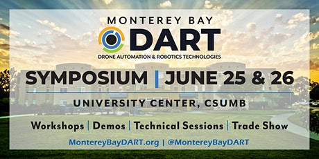 Monterey Bay DART Demo Day and Symposium  - June 25 & 26, 2020 tickets