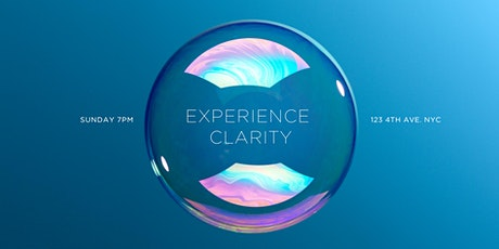 EXPERIENCE CLARITY - Rebirthing Breathwork Ceremony tickets
