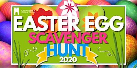Launceston Easter Egg Scavenger Hunt tickets