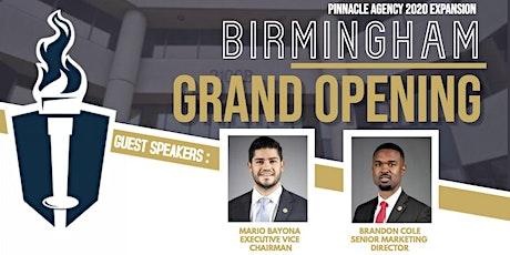 GRAND OPENING: Pinnacle Agency Birmingham Alabama Expansion tickets