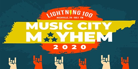 Music City Mayhem tickets