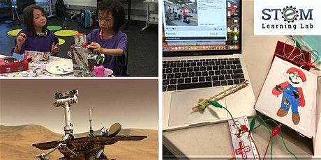 Summer Camp: Jr Engineering Academy: Mission to Mars: Grade 2-3: S.CALGARY tickets