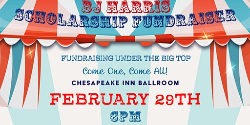 7th Annual BJ Harris Scholarship Fundraiser
