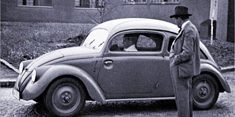Second Thursday Talk - The Amazing Story of the Volkswagen tickets
