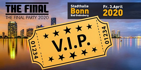 The Final Party 2020 - VIP Tickets