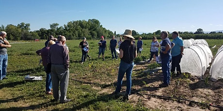 Vegetable IPM - Grower Meeting (Cache County) tickets