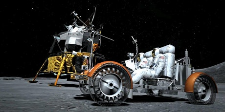 Second Thursday Talk - The Lunar Roving Vehicle tickets