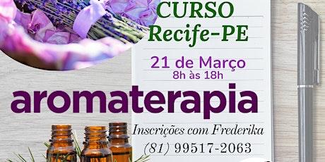 Curso Introdutório à Aromaterapia ingressos