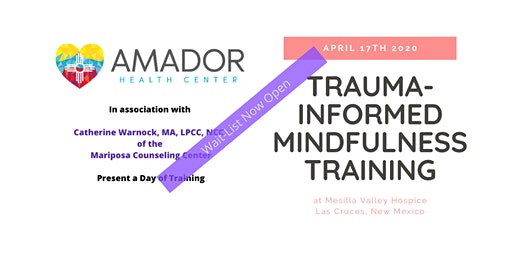 Trauma-informed Mindfulness Training