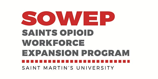 Saints Opioid Workforce Expansion Community Gathering