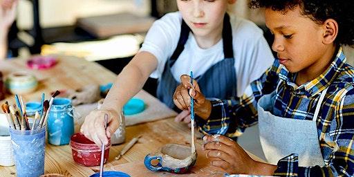 Youth Pottery April 2020
